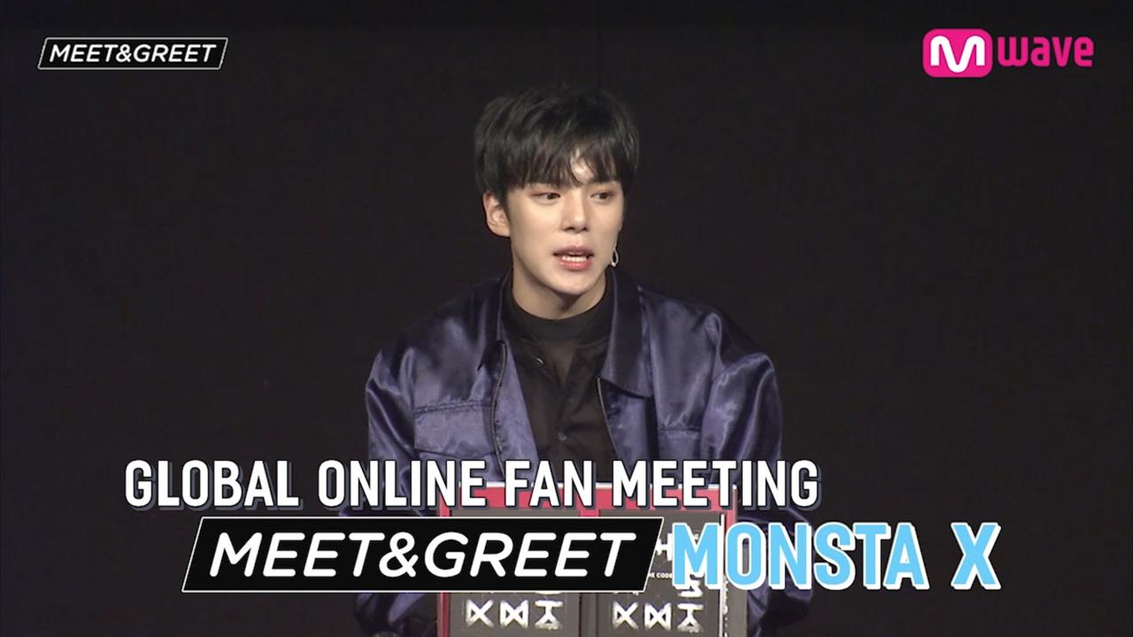 MONSTA X [MEET&GREET]