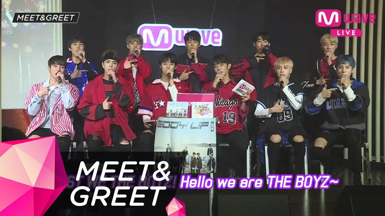 THE BOYZ [MEET&GREET]