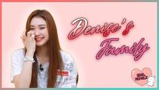 [IDOL FAMILY] What did Denise's family do till 4 a.m.? (☆SECRET NUMBER, 시크릿넘버) [INDO SUB]