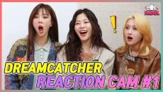 Fantastic chemistry~ IDOL GROUND DREAMCATCHER Reaction Cam #1 (아이돌 그라운드 드림캐쳐 리액션) [ENG]