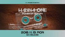 "[Preview] Wanna One ""1¹¹=1(POWER OF DESTINY)"" 앨범 미리듣기"