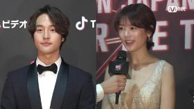 Red Carpet with Yang Se Jong(양세종) & Jung So Min(정소민)2018 MAMA FANS