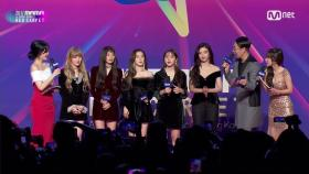 [2017 MAMA in Hong Kong] Red Carpet with Red Velvet(레드벨벳)_2017마마