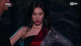 SUNMI(선미)_Addict2018 MAMA in HONG KONG