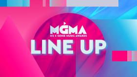 [#MGMA] LINE-UP ARTIST ANNOUNCEMENT