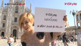 InStyle X Nayoung -Hot Live in Milan Vol.4