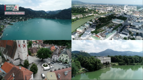 The charm of Austrian town, Salzburg and Krems ️배틀트립 AIR VIEW️