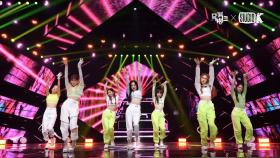 [K-Choreo 6K] 체리블렛 직캠 무릎을 탁 치고(Hands Up) (Cherry Bullet Choreography) l @MusicBank 200214