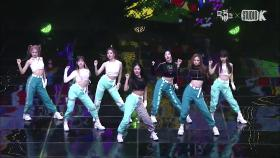[K-Choreo] 체리블렛 직캠 무릎을 탁 치고(Hands Up) (Cherry Bullet Choreography) l @MusicBank 200306