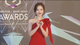 [2018 MGA RED CARPET] 강한나(Kang Han Na)