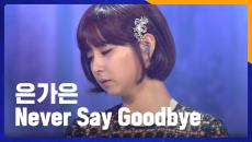 은가은 - Never Say Goodbye (feat. 키드스텝)